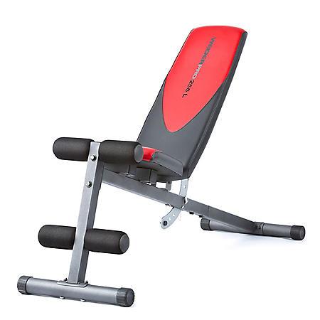 Weider® Pro 225 L Bench