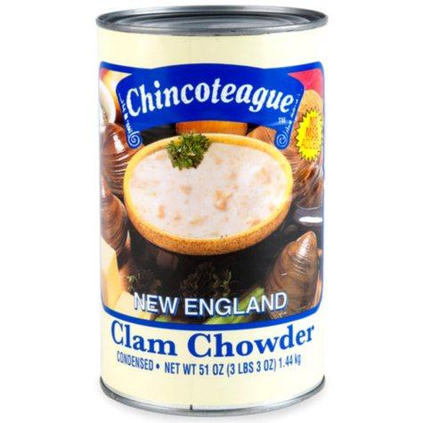 New England Clam Chowder (51 oz.)