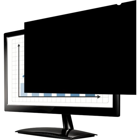 "Fellowes - PrivaScreen Blackout Privacy Filter for 24"" Widescreen LCD -  16:10"