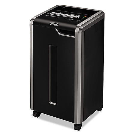 Fellowes - Powershred 325i 100% Jam Proof Strip-Cut Shredder -  24 Sheet Capacity
