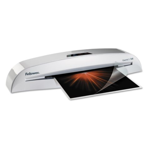 """Fellowes - Cosmic 2 Laminator -  12"""" Wide x 5mil Max Thickness"""