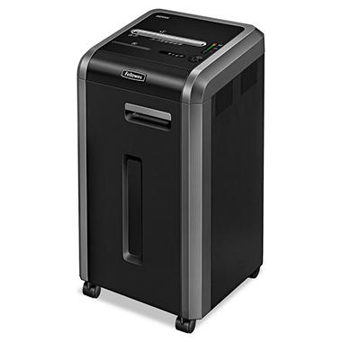 Fellowes - Powershred 225Mi 100% Jam Proof Micro-Cut Shredder -  14 Sheet Capacity