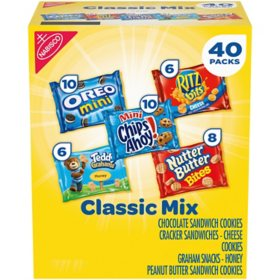 Nabisco Classic Mix (40 ct.)