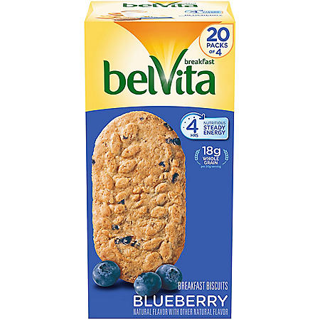 belVita Blueberry Breakfast Biscuits (20 pk.)