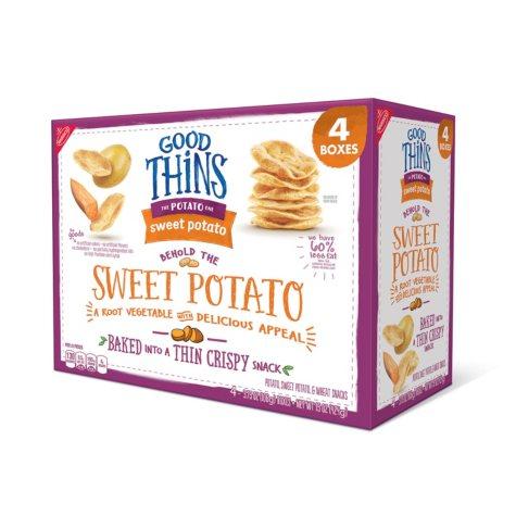 Good Thins Sweet Potato Crisps (15 oz.)