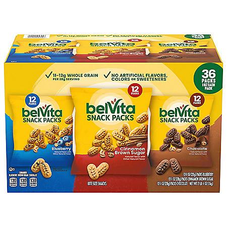 belVita Bites Variety Pack (1 oz., 36 pk.)