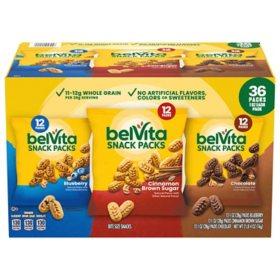 belVita Bites Variety Pack (1 oz., 36 ct.)