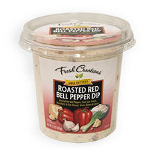 Fresh Creations Roasted Red Pepper Dip (22 oz.)