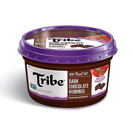 Tribe Dark Chocolate Hummus (24 oz.)