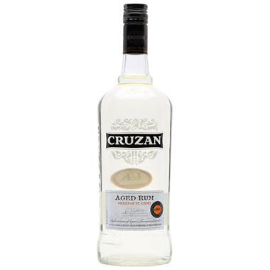 Cruzan Aged Light Rum (1 L)