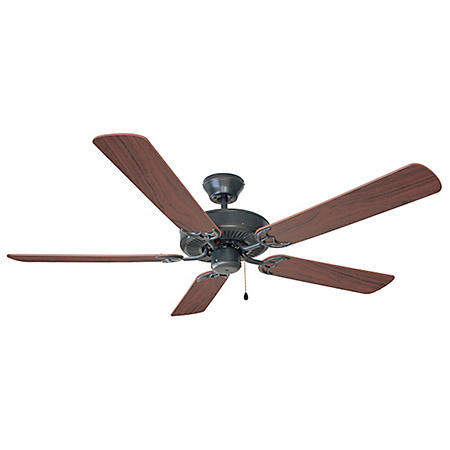"Millbridge by Design House 52"" Ceiling Fan with 5 Blades - Oil Rubbed Bronze"