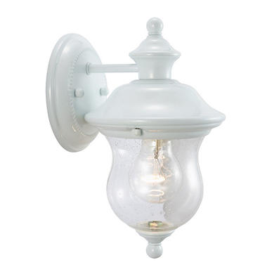 Highland by Design House Outdoor Downlight - White