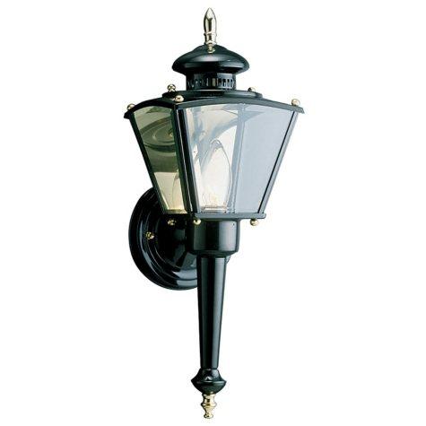 Hardware House Outdoor Coach Lantern - Black