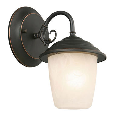 Millbridge by Design House Outdoor Downlight - Oil Rubbed Bronze