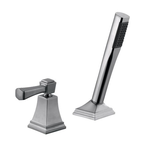 Torino by Design House Satin Nickel Roman Tub Faucet