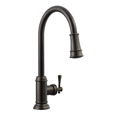 Genial Ironwood By Design House Brushed Bronze Kitchen Faucet