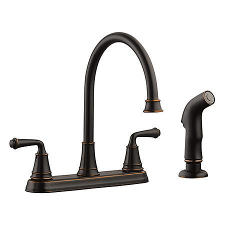 Eden by Design House Kitchen Faucet - Oil Rubbed Bronze