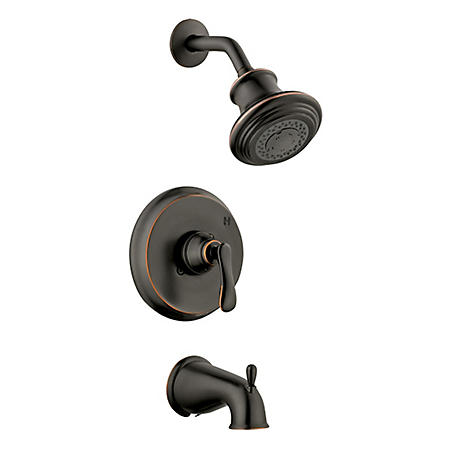 Madison by Design House Tub & Shower Faucet - Oil Rubbed Bronze