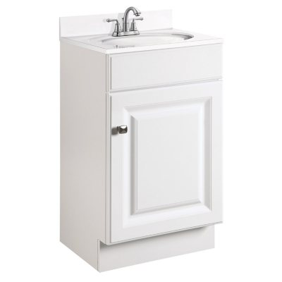 Design House Wyndham White Semi Gloss Vanity Cabinet