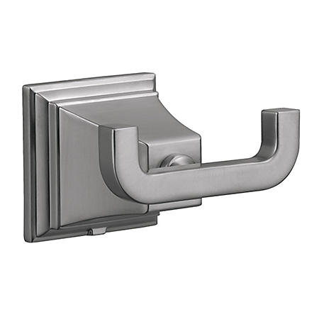 Torino by Design House Robe Hook - Satin Nickel