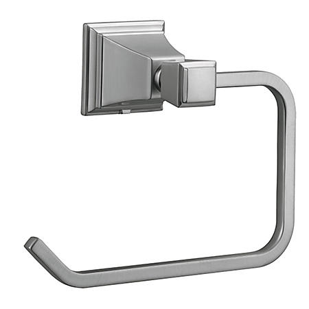 Torino by Design House Towel Ring - Satin Nickel