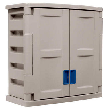 Suncast Storage Trends 2-Door Utility Cabinet