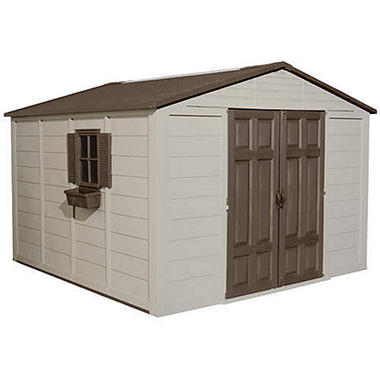 Suncast 10' x 10' Storage Building