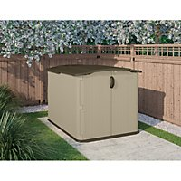 Suncast Glidetop Trade Shed