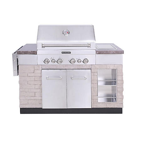 Kitchenaid Burner Gas Grill Model Wow Blog