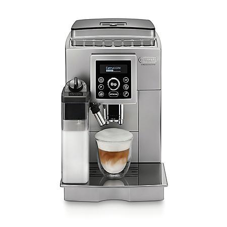 De'Longhi Magnifica S Fully Automatic Espresso and Cappuccino Machine with LatteCrema System