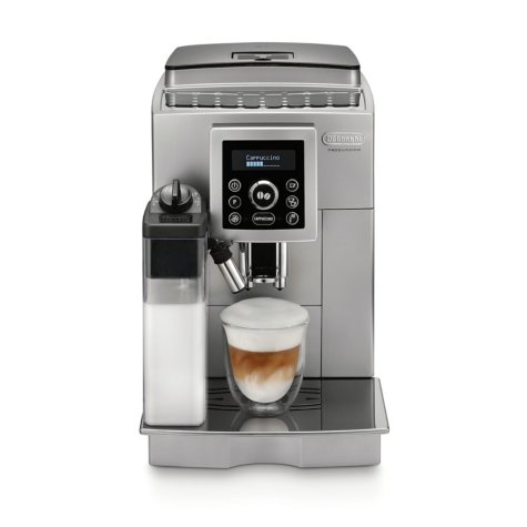 De'Longhi Magnifica S Fully Automatic Espresso and Cappuccino Machine with LatteCrema System