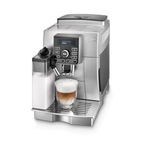 De'Longhi Magnifica Fully Automatic Espresso and Cappuccino Machine, Silver