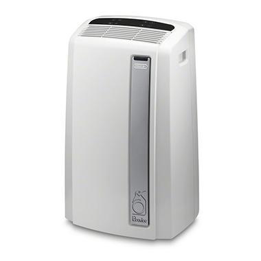 Delonghi Pacan270g1w 500 Sq Ft Portable Air Conditioner Sams Club