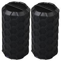 2-Pack 808 Canz H2O Bluetooth Wireless Speaker Deals