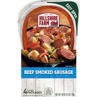 Hillshire Farms Turkey Sausage