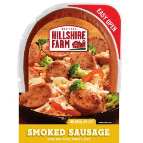 Hillshire Farm Smoked Sausage (4 ct., 14 oz.)