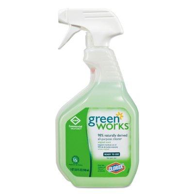 Green Works AllPurpose Cleaner Spray 12 pk 32 oz Bottles