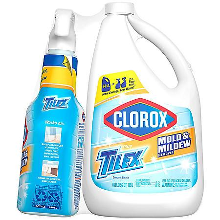 Tilex Mold & Mildew Remover - 64 oz. - 32 ct.