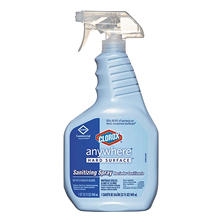 Clorox Anywhere Hard Surface Sanitizing Spray (32 oz. spray bottle, 12 per carton)