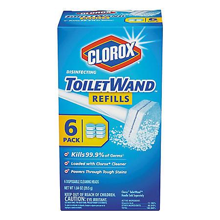 Clorox ToiletWand Disinfecting Refills (48 ct.)
