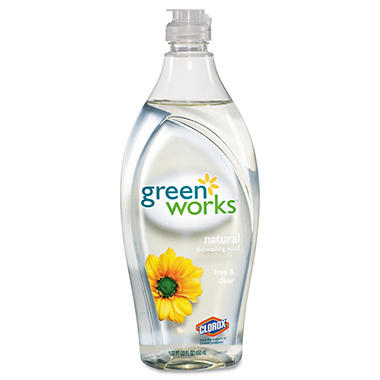 Clorox® Green Works® Natural Dishwashing Liquid