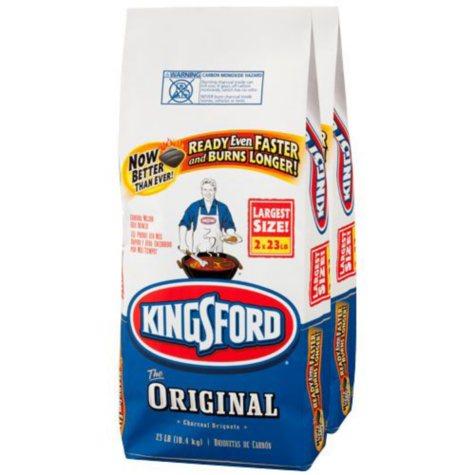 Kingsford® Charcoal - 2/23 lb. bags