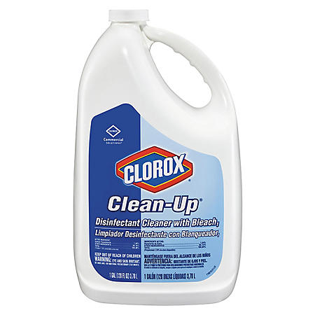 Clorox Clean-Up Disinfectant Cleaner with Bleach, Refill (128 oz. bottles, 4 pk.)