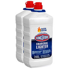 Kingsford® Charcoal Lighter  Fluid - 2/64 oz.