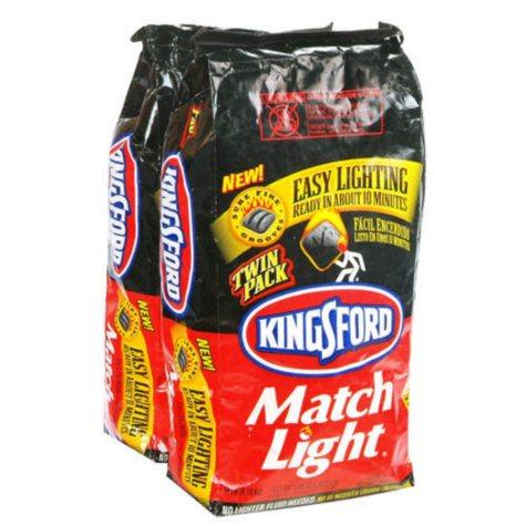 Kingsford® Match Light® Charcoal - 2/18 lb. bags