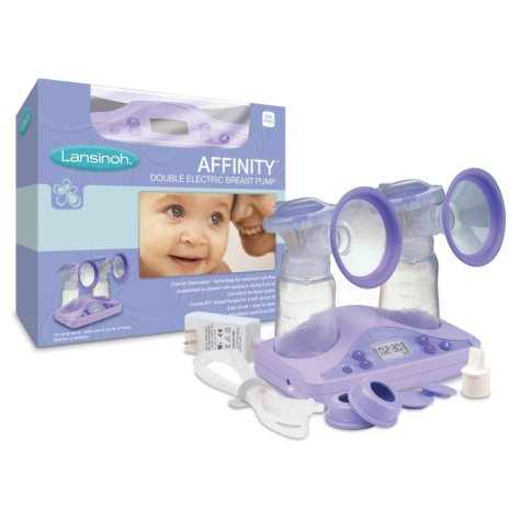 Lansinoh Affinity Double Electric Breast Pump