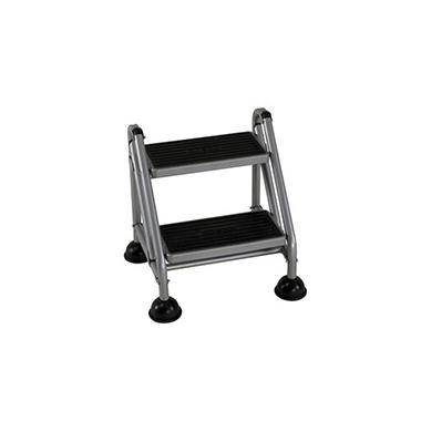 Cosco 2 Step Rolling Step Ladder Sam S Club