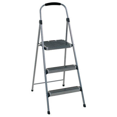 Cosco Premium Folding 3-Step Stool