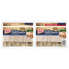 Oscar Mayer Shaved Oven Roasted Turkey Breast (40 oz., 2 pk.)