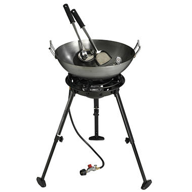 Eastman Big Kahuna Wok Kit